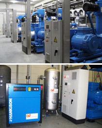 40bar PET Compressors   AF Compressors