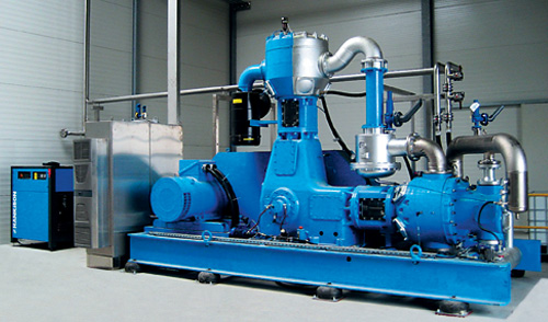 40bar PET Compressors | AF Compressors