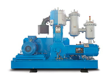 OPC 8 & 10 bar ( 6-15 bar)  oil-free compressors