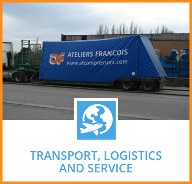 Transport, logistics and service
