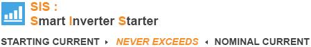 SIS : Smart Inverter Starter