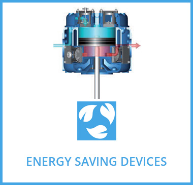 Energy savings devices