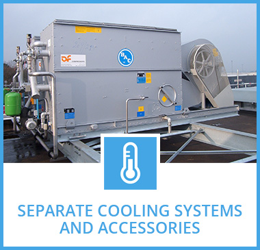 Separate cooling system