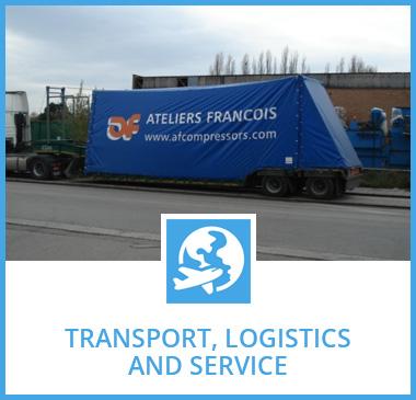 Transport, logistics and service