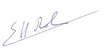 Signature Hugues ROLIN